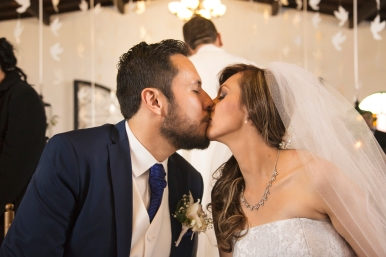 bodas colombia, fotografia, first kiss, wedding inspiration