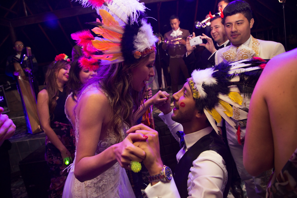 rumba bodas bogota, andres carne de res, bodas