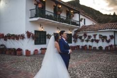 Dina y Andres
