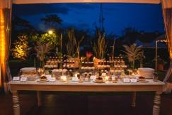 Bodas Bogota, mesa de postres